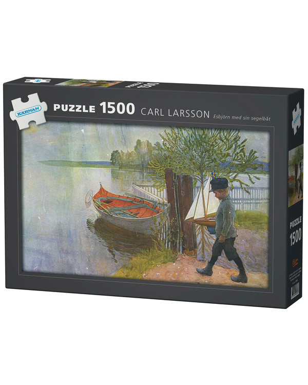 Puslespil Carl Larsson 1500 brikker