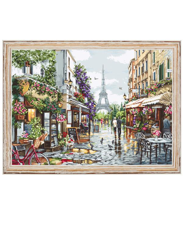 Taulu Pariisilainen katu