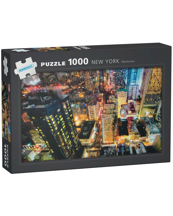 Palapeli Manhattan 1000 palaa