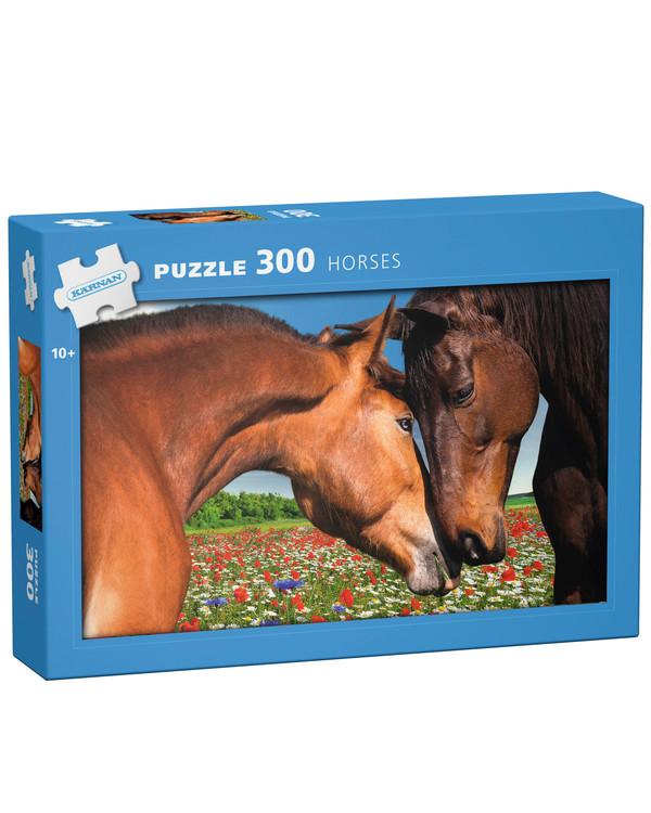Palapeli Hevosia 300 palaa