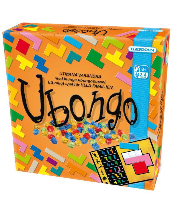 Sällskapsspel Ubongo