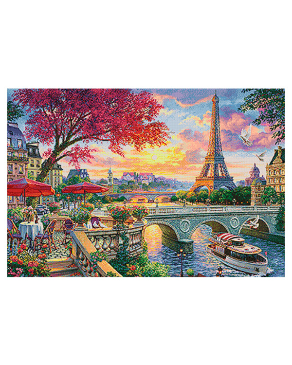 Diamond painting Vackra Paris