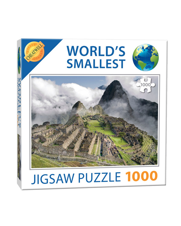 Puslespill Machu Picchu 1000