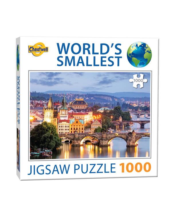 Puslespill Praha 1000 biter