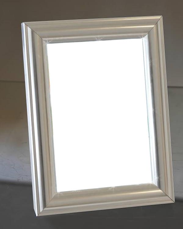 Broderiram med belysning 15,5x20,5 cm