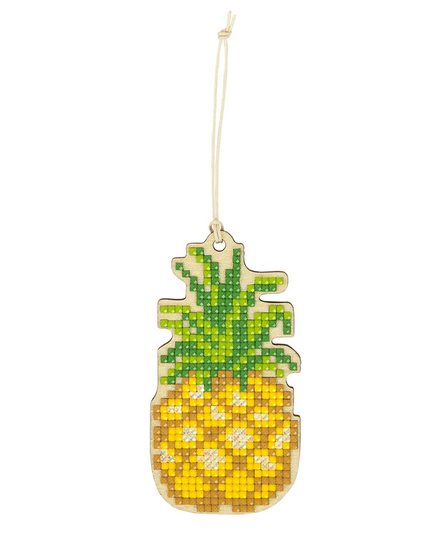 Diamond painting Ananas