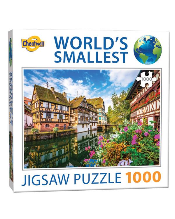 Pussel Strasbourg 1000 bitar