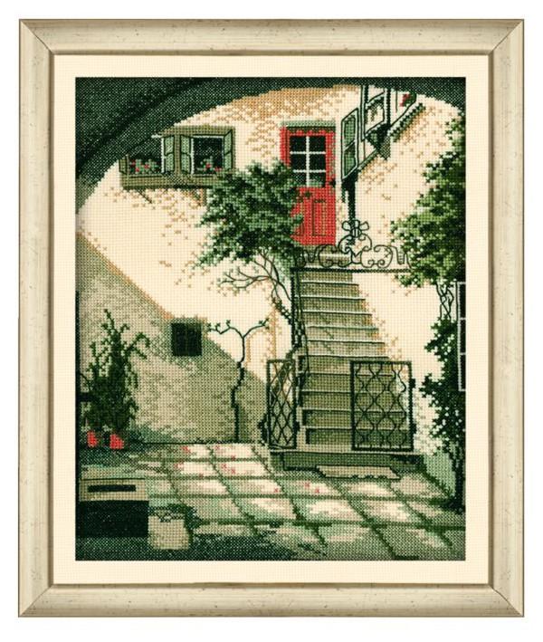 Bild Innenhof