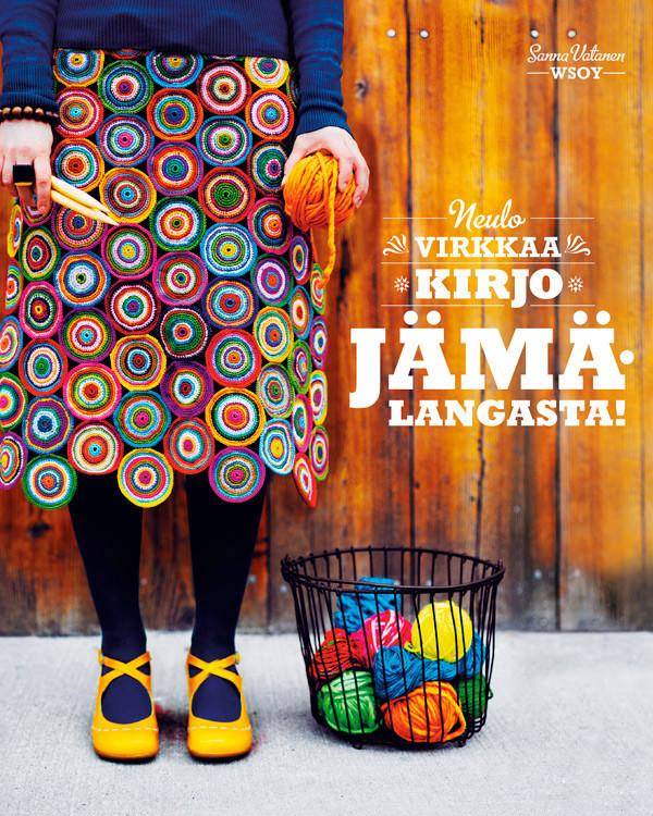 Kirja Neulo - Jäämälangasta