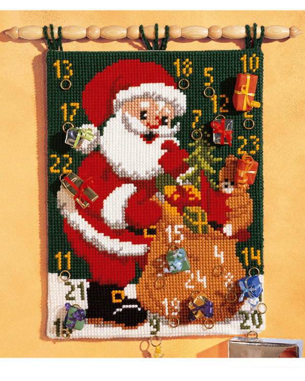 Kalender Julegavesækken