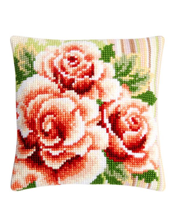 Tyynynpäällinen Ruusuntuoksu