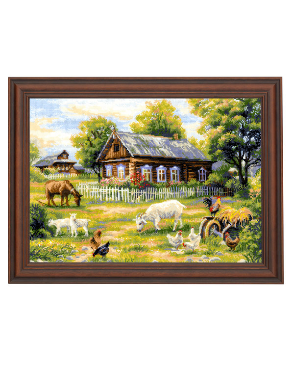 Bilde I harmoni på gården