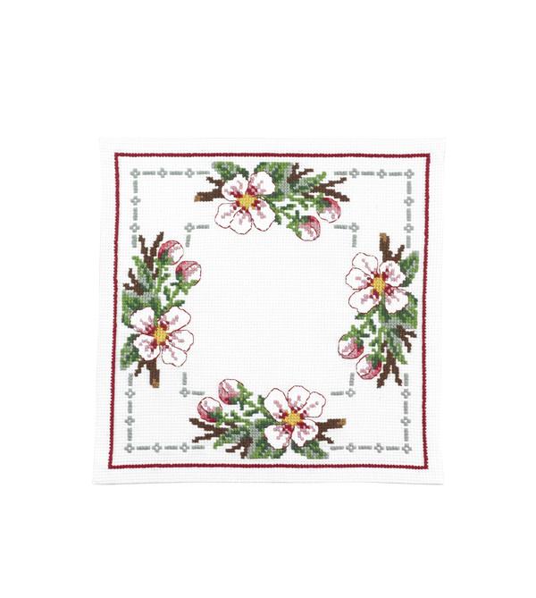 Deckchen Kirschblüten