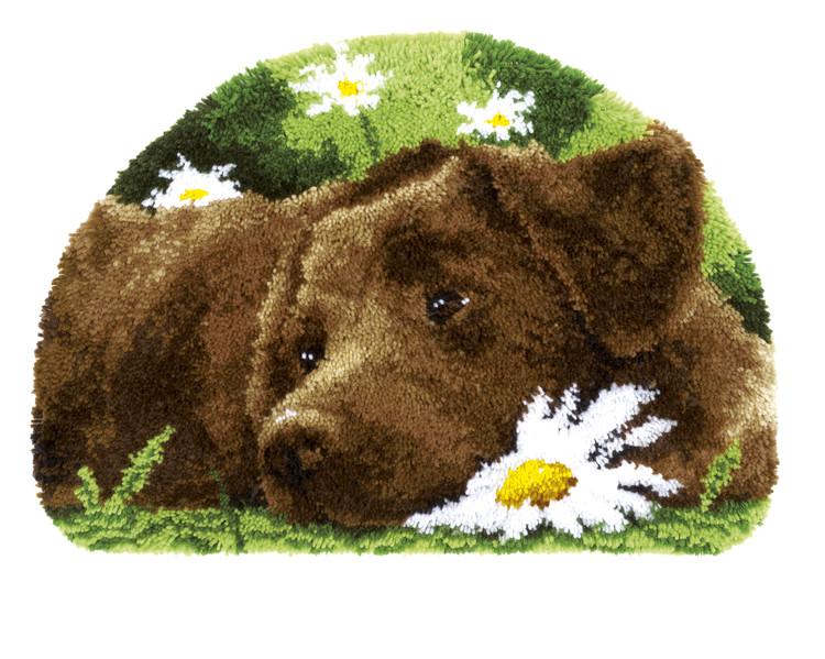 Ryatæppe Hund