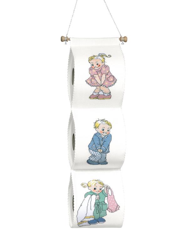 Toarullehållare Härliga barn