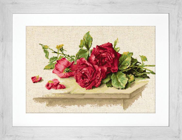 Billede Røde roser