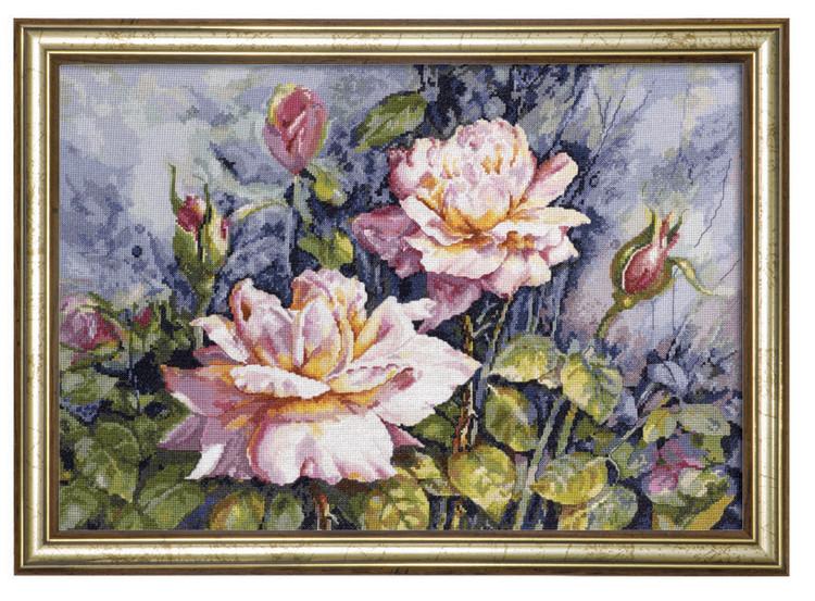 Taulu Kauniit Ruusut
