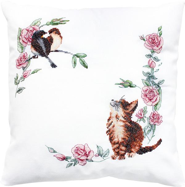 Tyynynpäällinen Kissa Vaanii