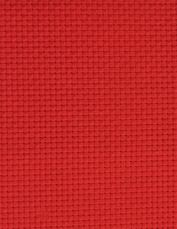 Aida punainen 3,2 ruutua/cm