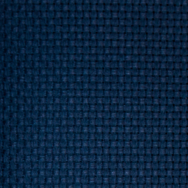 Vev Aida mørkblå 5,4 ruter/cm