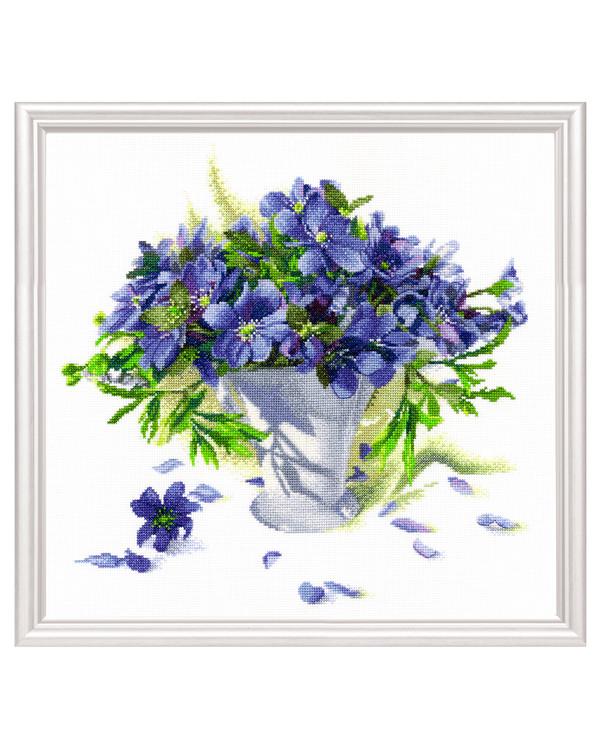 Taulu Sininset kukat