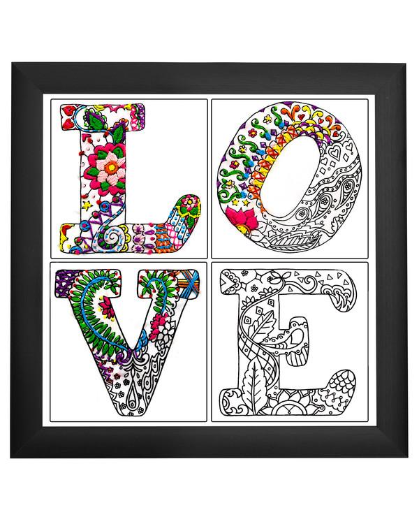 Bild Zen Love