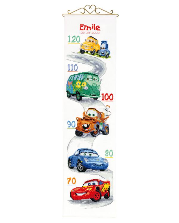 Mittaseinävaate Autot