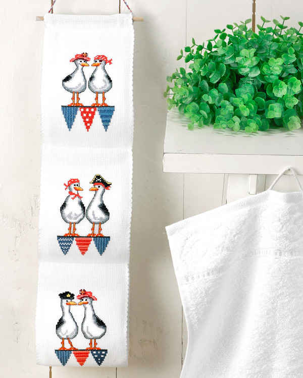 Toalettrullholder Måker