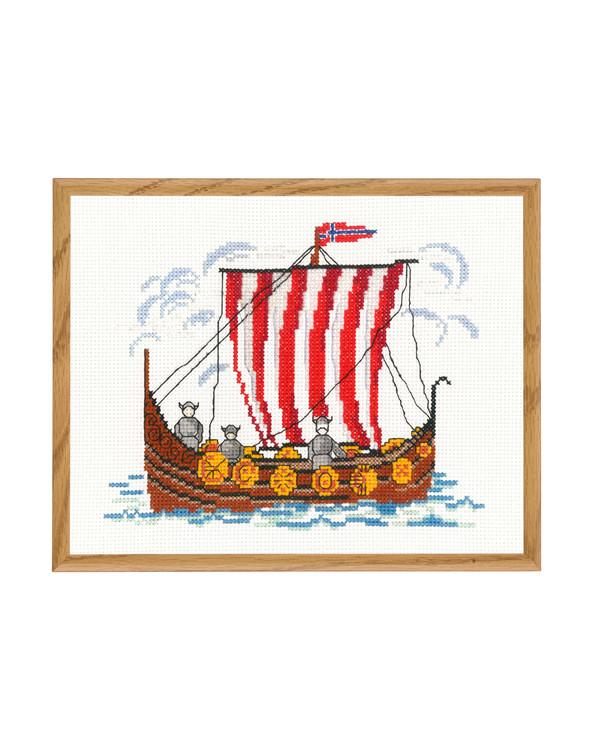 Bild Wikingerschiff