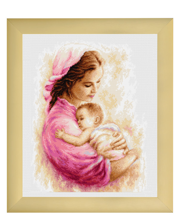 Billede Mor og datter