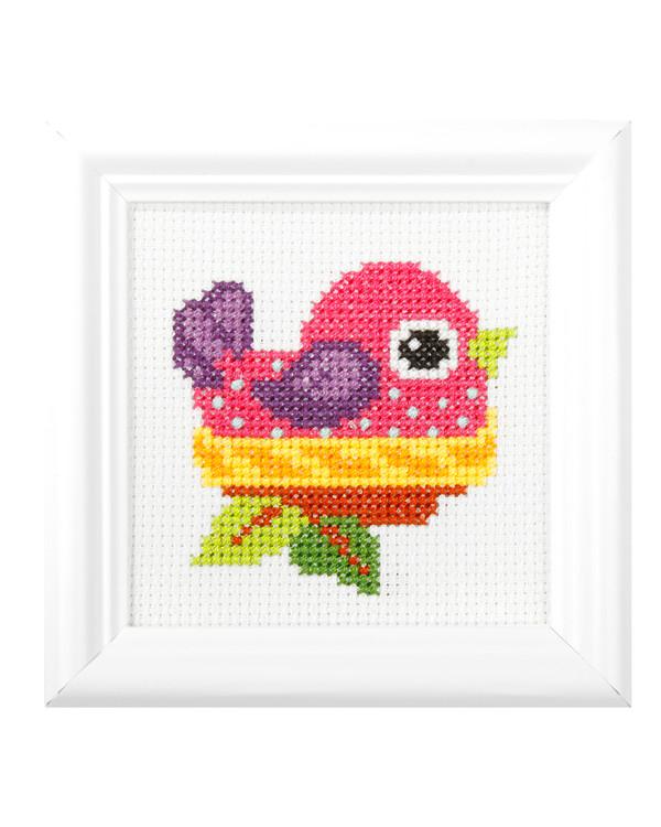 Taulu Punainen lintu
