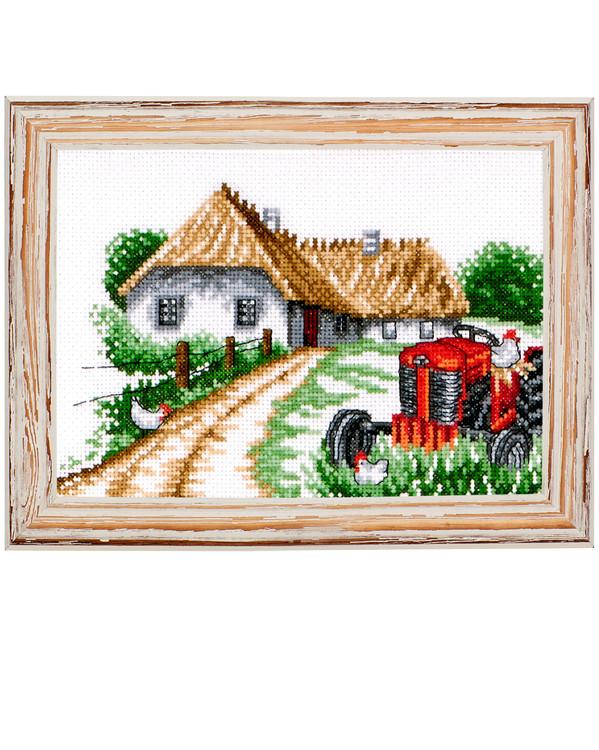 Taulu Talo maaseudulla