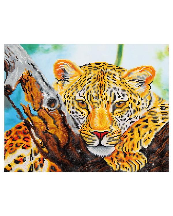 Diamond Dotz Vaaniva leopardi