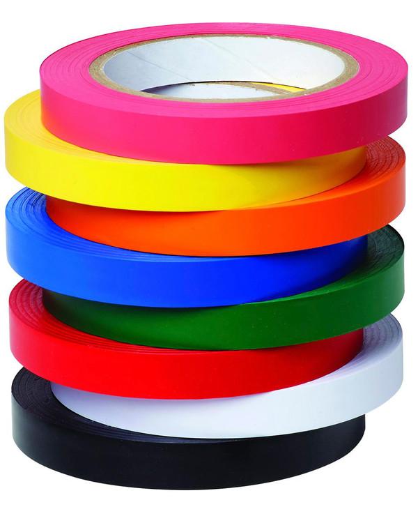 Plastband mix 15 mm 8 rullar