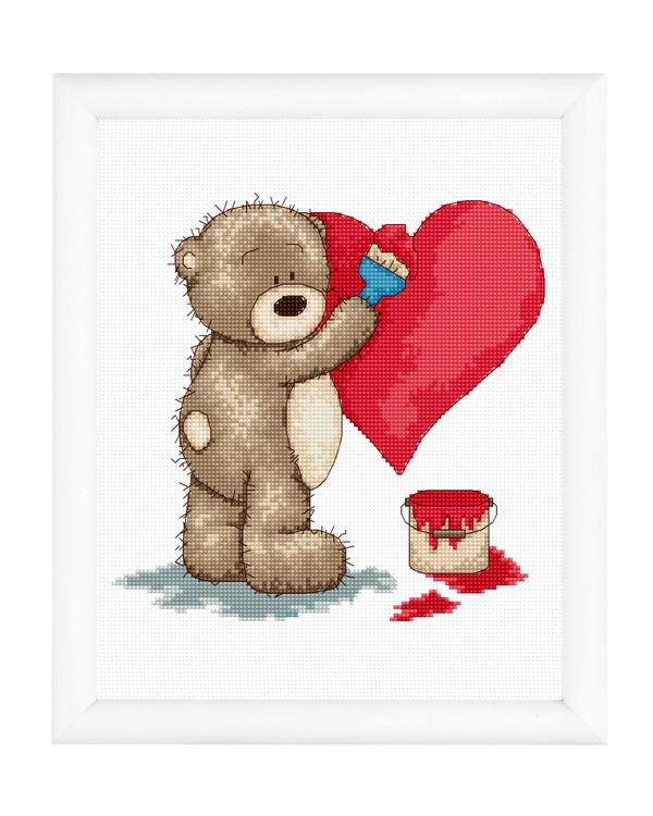 Taulu Rakkauden väri