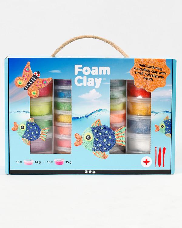 Foam Clay Gaveæske