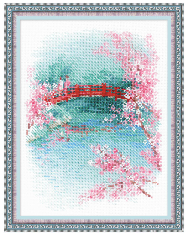 Bild Sakura Bridge
