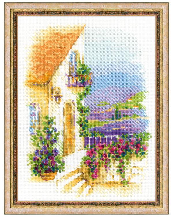 Taulu Romantiikkaa  Provence