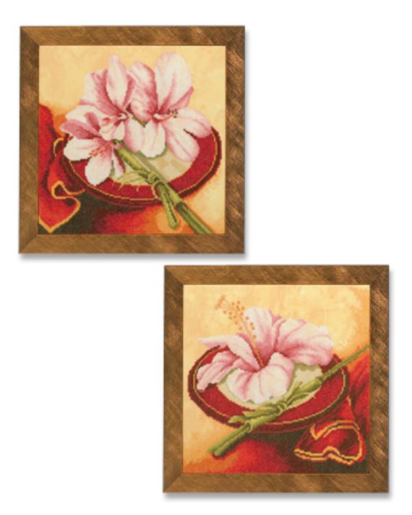 Billede Orientalske Blomster