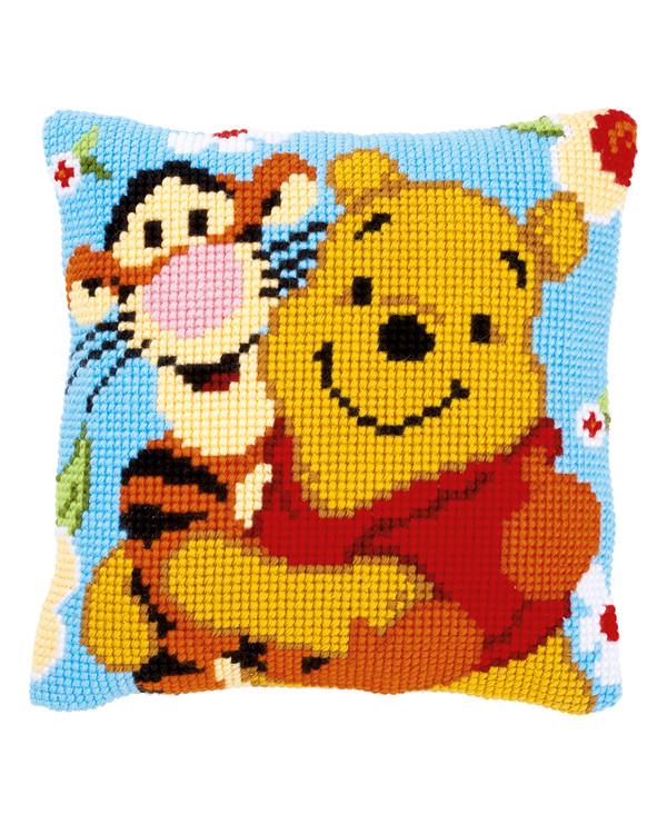 Kissen Winnie Puh und Tiger