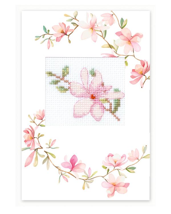 Karte Blumen