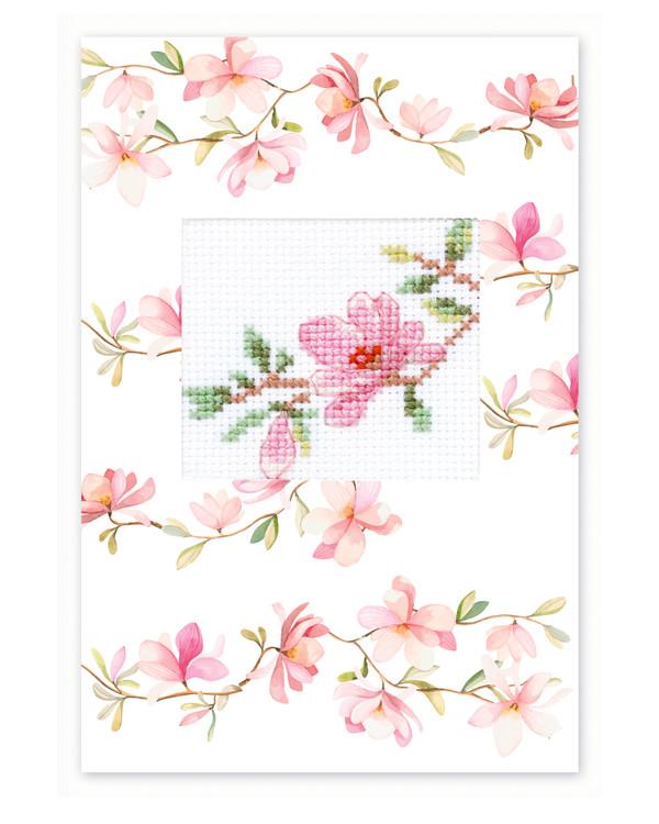 Kort Blomst