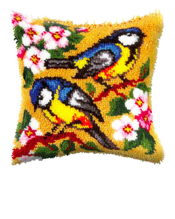 Ryepute Småfugler