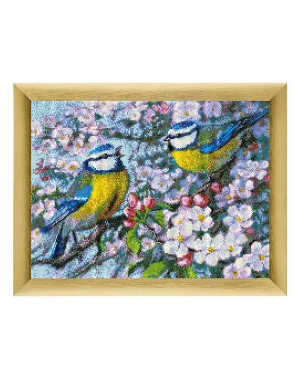 Taulu Siniset linnut
