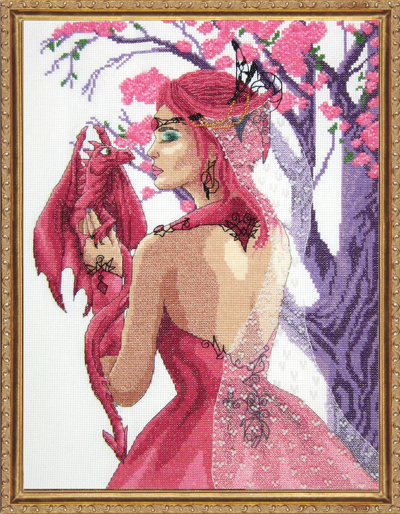 Bilde Drageprinsessen
