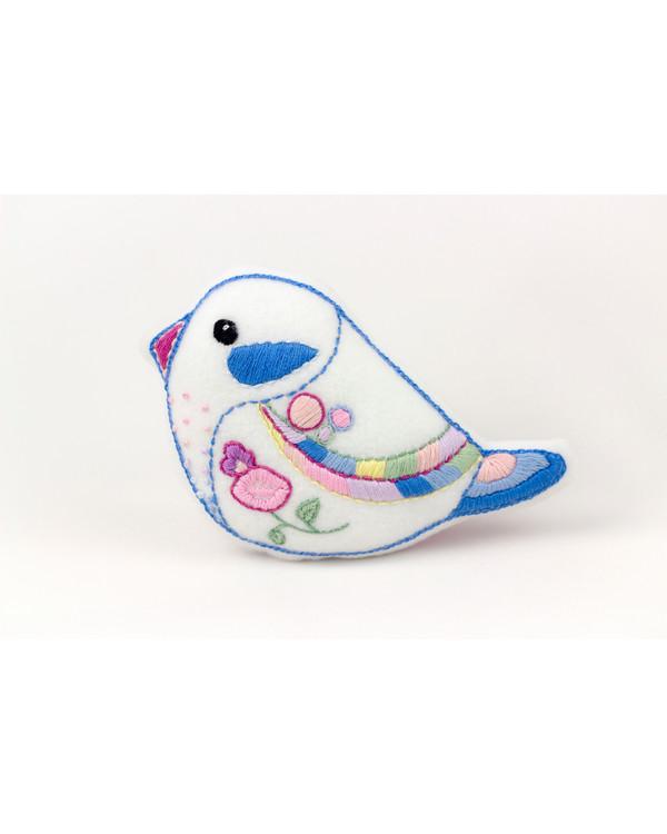 Tyynynpäällinen Pieni lintu