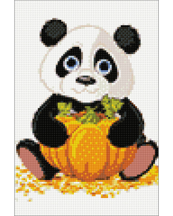 Diamond painting Panda