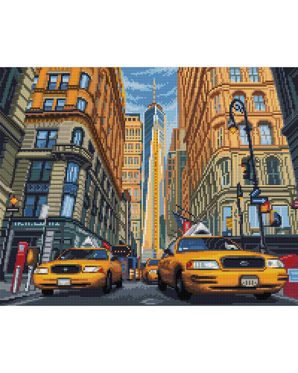 Diamond painting New York