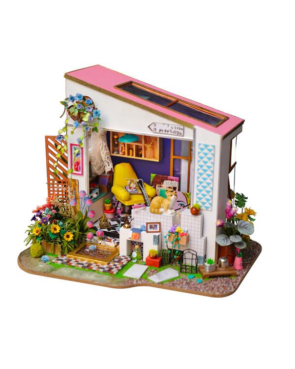 Miniatyyrihuone Veranta