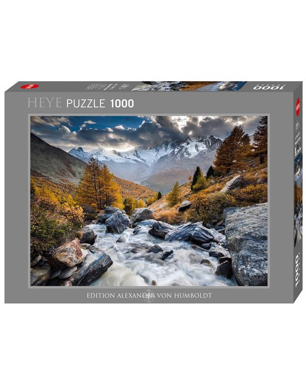 Puzzle Humboldt Berg 1000 Teile